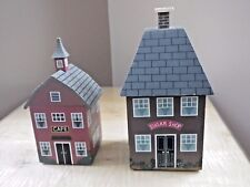 Two (2) Model Building Trinket Boxes