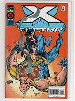 X-Factor #111 Mystique X-men Strong Guy 9.4