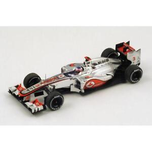 SPARK McLaren Mercedes MP4-27 #3 Winner Belgium GP 2012 Jenson Button S3046 1/43