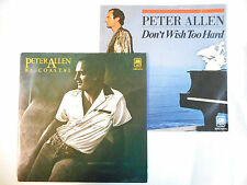 "PETER ALLEN : 2 x 7"" ► Lot 45 Tours (7"") ◄ Port GRATUIT"