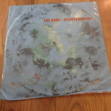Cure - Disintegration LP picture disc vinyl record NEW RARE
