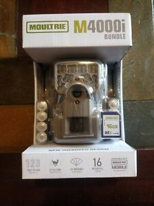 Brand new Moultrie M-4000i 16-Megapixel Trail Camera  bundle,  same day ship