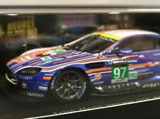 Spark 1/43 Aston Martin Racing Vantage V8 #97 GTE LeMans 2013 WEC ART CAR S3772