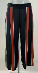Ladies New Ex George Stripe Culottes size 8 10 12 14 18 20 22