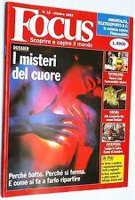 Focus n.12 rivista originale dell'Ottobre 1993