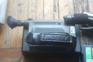 sony videocamera ccd m8e