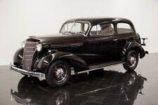 1938 Chevrolet Master 2 Door Town Sedan