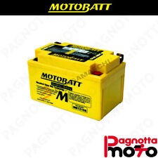 BATTERIE PRÉCHARGÉ MOTOBATT MBTZ10S MBK XC FLAME F 125 2000>2003