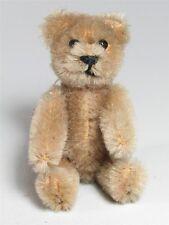 Alter Schuco Mini Bär Höhe 9 cm Stofftier