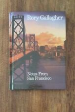 Notes from San Francisco Limited Edition UK Import Book and CD's only