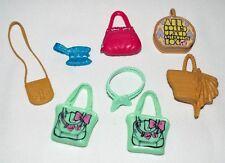 new original Mattel Barbie doll lot of accessories
