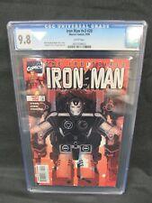 Iron Man #v3 #20 (1999) Kurt Busiek Story CGC 9.8 White Pages E436