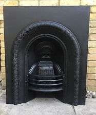 Unbranded Iron Fireplace Mantelpieces & Surrounds