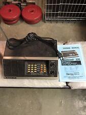 Bearcat 220 Scanner