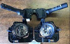 NEW OEM 2008-2009 NISSAN ALTIMA SEDAN FOG LIGHT KIT - AUTO HEADLAMPS ONLY!!