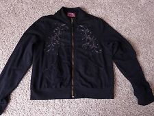Odin & Ivy zip up sweatshirt size XL