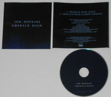 Jon Hopkins - Emerald Rush  U.S. promo cd