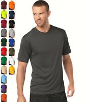 Badger Adult B-Core With Sport Shoulders  Short-Sleeve Performance T-Shirt 4120
