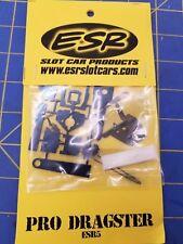 ESR 5 Pro Dragster Chassis 1/24 Mid America Naperville