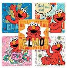 "30 Elmo ( Sesame Street ) Stickers, 2.5""x2.5"" ea., Party Favors"