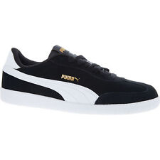 PUMA Suede Men's ASTRO CUP Casual Trainers Shoes Black/White, UK 7 9 11