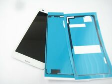 White LCD display Touch screen +Glue For Sony Xperia Z3 Mini Compact D5803 D5833