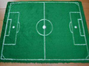 New Boys Girls Football Pitch Small Rugs Fluffy Soft Bedroom Floor Mats Cheap
