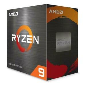 AMD Ryzen 9 5900X 12-core 24-thread Desktop Processor - 12 cores And 24 threads