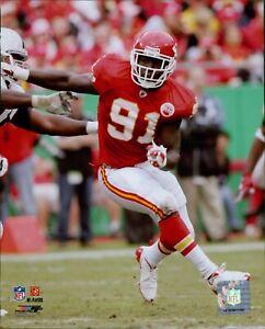 Tamba Hali Kansas City Chiefs NFL Licensed Unsigned Glossy 8x10 Photo A