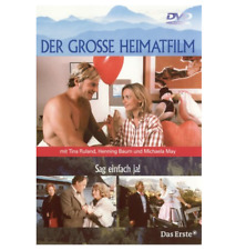 DVD ** SAG EINFACH JA! ** DER GROSSE HEIMATFILM / TINA RULAND & HENNING BAUM