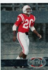 Johnny Rodgers 2012 Fleer Retro 1997-98 Metal #M-5Nebraska Cornhuskers