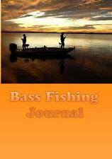 Bass Fishing Journal by BlackFlyPublishing (2013, Paperback)