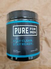 PURE FOR MEN Dietary Supplement - Stay Clean. Stay Ready - NON CAPSULE (POWDER)