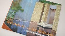 Sichtschutz und Gartendesign von Modeste Herwig (2009 Gebundene Ausgabe)