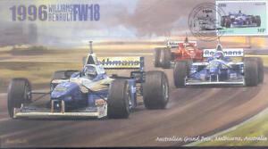 1996 WILLIAMS-RENAULT FW18s & FERRARI F310 F1 Cover