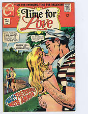 Time for Love #7 Charlton Pub 1968