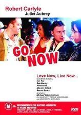 Go Now (DVD, 2004) Robert Carlyle : Like New Region 4