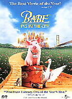 Babe: Pig in the City (DVD, 1999) WS BRAND NEW