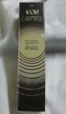 NAOMI CAMPBELL - QUEEN OF GOLD  - 30 ml EAU de TOILETTE  OVP