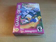 Deep Duck Trouble Sega Game Gear Buen Estado En Caja Completo Nuevo