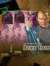 Jeff Hardy 16x20 signed poster TNA Impact WWE WWF AWA NJPW ECW Wrestling