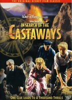 In Search of the Castaways [New DVD]