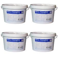 20kg Flüssigfolie, Dichtfolie, Streichfolie, Abdichtung für Bad, Dusche, Sanitär