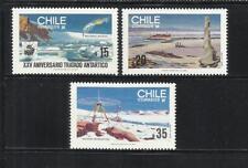 CHILE. Año: 1985. Tema: 25º ANIV. DEL TRATADO ANTARTICO.