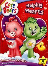 BRAND NEW DVD // CARE BEARS - HELPING HEARTS // CHILDREN MOVIE // 8 EPISODES
