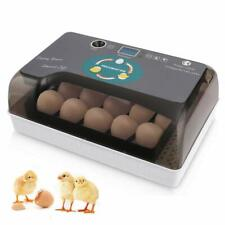 Egg Incubator Machine Automatic Turning Turner for Hatching Chicken Goose Quail