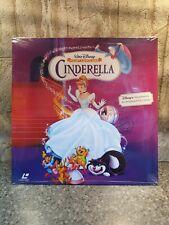 Cinderella Disney Meisterwerke LaserDisk Laser Disc LD LaserDisc Deutsch