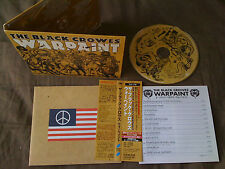 BLACK CROWES / warpaint / JAPAN LTD CD OBI digipack