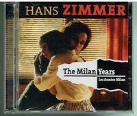 Hans Zimmer - Milan Years (Original Soundtrack/Film Score, 2016) 15-trk 2xCD set
