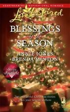Blessings of the Season: The Holiday HusbandThe Christmas Letter Love Inspired
